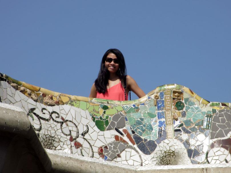 Gaudi_monument_area2